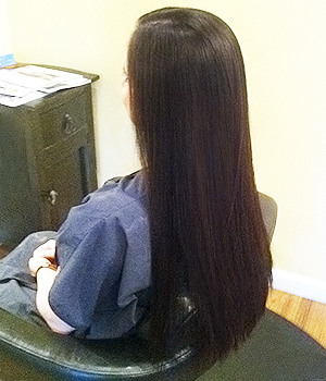 Japanese Hair Straightening By Stylist Takako Kikuchi
