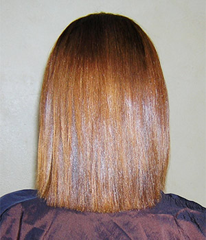 Japanese Hair Straightening By Stylist Takako Kikuchi